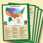 Ranger Trek™ Expedition Journal Junior Ranger Program List