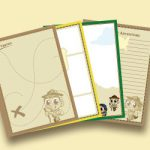 Ranger Trek™ Expedition Journal scrapbook pages