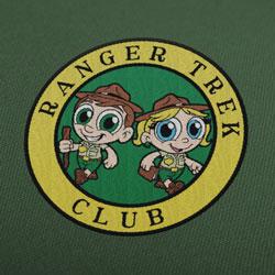 Ranger Trek™ Club Patches