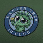 "Ranger Trek™ 10 Club 3.5"" Patch"
