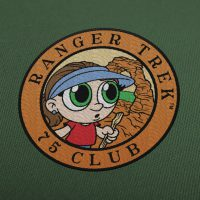 "Ranger Trek™ 75 Club 3.5"" Patch"