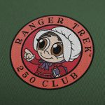 "Ranger Trek™ 250 Club 3.5"" Patch"