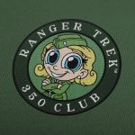 "Ranger Trek™ 350 Club 3.5"" Patch"