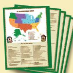 Ranger Trek™ Expedition Journal Junior Ranger Program List