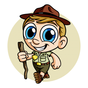 Junior Ranger Josh