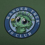 "Ranger Trek™ 10 Club 3.5"" Patch"