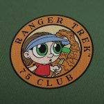 "Ranger Trek™ 75 Club 3.5"" Patch"