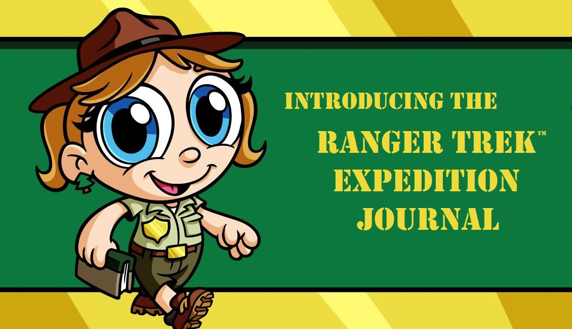 Introducing The Ranger Trek™ Expedition Journal